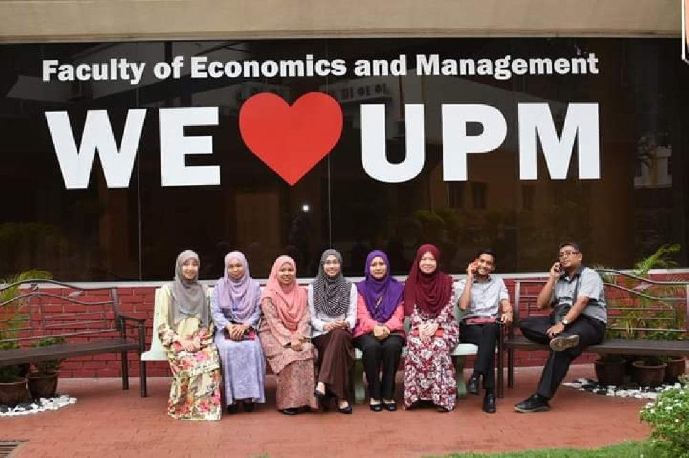 Internal Audit Division 5s Visit To Fakulti Ekonomi Dan Pengurusan Internal Audit Department